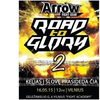 """Muay thai turnyras """"Road to Glory 2"""""""