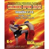 Vilnius Open 2015